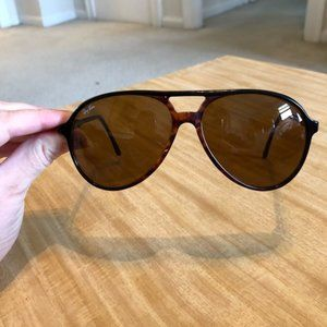 Men's Ray-Bans Bausch & Lomb Aviators Sunglasses